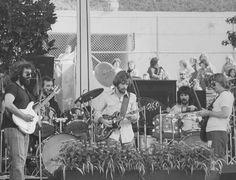 Grateful Dead, Oakland Coliseum Stadium, CA. 'Day On The Green' #8. 10/09/1976