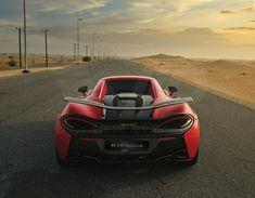 Mclaren 570S for Rent in Dubai