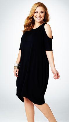 BELLE BIRD - Open Sleeve Dress   #birdsnestgirl #bellebird #freedomtobe #fashion #blackdress