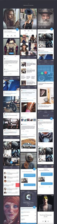 Kauf UI iOS Kit is the first interaction ready, high quality premium pack of 67 handcrafted stress-free screens, meant to speed up your design workflow.This pack comes with 5 categories (sign-in sign-up, e-commerce, reader & articles, profiles & social m…