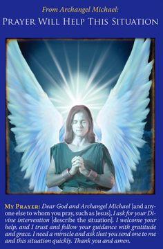 Archangel Angel Michael Oracle Doreen Virtue.