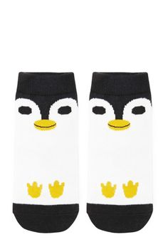 penguin ankle socks
