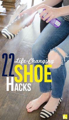 22 Life-Changing Shoe Hacks – Bustle