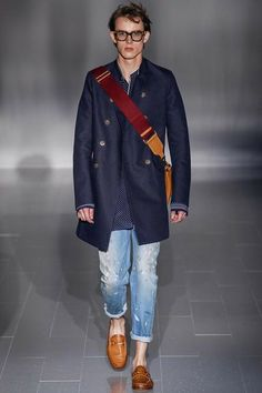 Gucci | Spring 2015 Menswear Collection | Look 26