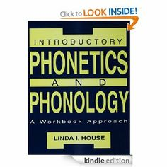 159 best kindle store medical ebooks images on pinterest kindle introductory phonetics and phonology a workbook approach by linda i house 3551 fandeluxe Gallery