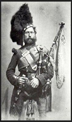 thesixthduke:  freiherrvonbronkhorst: Crimean War Black Watch...