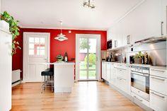 Scandinavian/Nordic kitchen design.