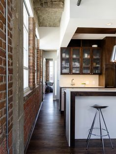Modern Kitchen Industrial Kitchen Design, Pictures, Remodel, Decor and Ideas - page 4