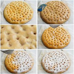 Torta de nata casera - Paso 8 Waffles, Sweets, Cookies, Breakfast, Desserts, Food, Diy, Deep Fried Desserts, Shortbread Cookies