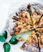 Fransk pæretærte