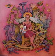 Gallery 2 - Sonja Lehto, naivistisia maalauksia,painajaisia pelkäävien madonna