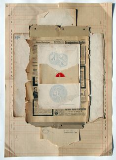 stremplerART — Collage RHEIN-MAIN-GAU 2015 W. Strempler