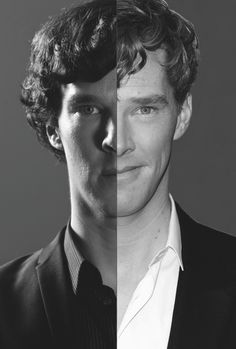 The Character vs The Actor  Sherlock Holmes vs Benedict Cumberbatch. THIS IS BRILLIANT.