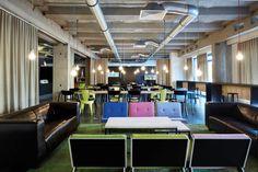 Zalando Innovation Lab and Food Court