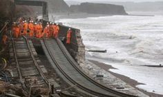 It is time to get not just Dawlish but all of Britain's railways back on track.