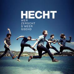 album cover art: hecht - wer zerscht s'meer gsehd [2012]
