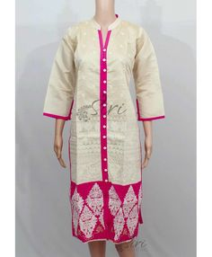 Buy Latest Chanderi Kurti From Siri Collections