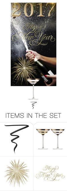 """""""Happy New Year for all!!"""" by lacas ❤ liked on Polyvore featuring art and newyear"""