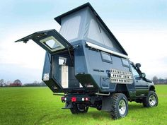 Nice offroad camper- perfect for government shut downs