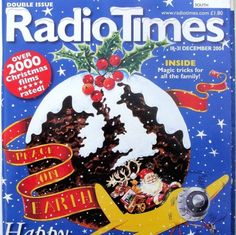 Pam's Christmas issues Christmas Comics, Christmas Past, Retro Christmas, All Things Christmas, Radio Times Magazine, Vintage Magazines, Vintage Tv, Vintage Television, Christmas Cover