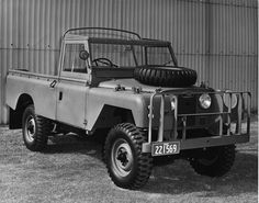 Military Land Rover Series