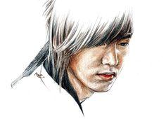 Choi Young. The Great Doctor, Hot Tattoos, Fan Art, Lee Min Ho, Minho, Faith, Illustration, Inspiration, Biblical Inspiration
