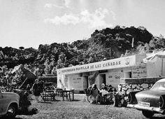 El Portillo.años 60.Las Cañadas