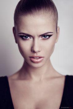 Fashion & Glam Photography - Untitled by Yevgen Romanenko, via 500px  EYESS!!
