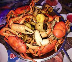 Let's start the diet - Comencemos la dieta  Sabor típico:  Crab (Cangrejo) y Plátano  #guayaquil #ecuador #urdesa #redcrab #food #friends #foodlover #seafood #crab #foodporn #instafood #foodaddict #instapassport #instamoment #picoftheday #photooftheday #delicious #yummy #gnammy #travel #goodtime #foodgasm #eat #tasty #ilovefood #crabbies #bestoftheday #foodoftheday #traveller #wanderlust  @rommel1181 @thom_ssc