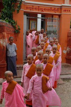 Back to School around the world:Myanmar