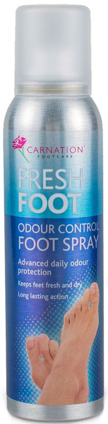 Vican Carnation Fresh Foot Spray Kαθημερινή Προστασία Από Την Κακοσμία Των Ποδιών. Μάθετε περισσότερα ΕΔΩ: https://www.pharm24.gr/index.php?main_page=product_info&products_id=12400