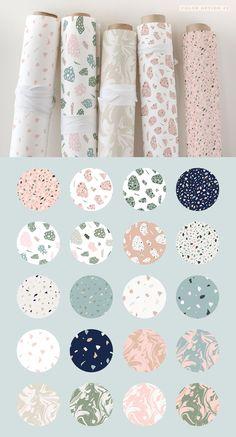 100 Terrazzo & Marble patterns by Inna Moreva on Illustration Inspiration, Pattern Illustration, Abstract Shapes, Abstract Pattern, Marble Pattern, Textile Patterns, Print Patterns, Grafik Design, Cute Pattern