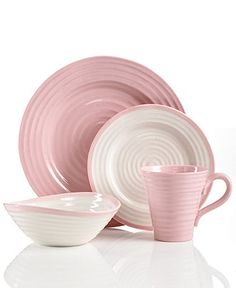 PORTMEIRION #dinnerware #pink #plates BUY NOW!