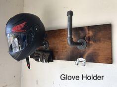 Soporte de casco de motos por ChasingCreations en Etsy
