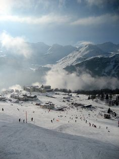 Heaven in Madesimo #snowboarding #mountain