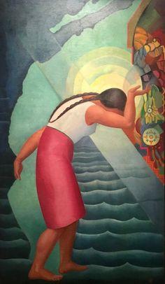 peinture mexicaine : Angel Zarraga