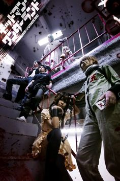 Deadman wonderland cosplay!