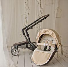 Bebes Chic: MIMA XARI. FUNDAS PERSONALIZADAS. CAPOTA Y SACO.