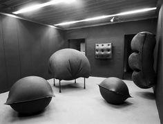 Volym 1964-67  Utställning på Galeria Foksal, Warszawa Exhibition at Galeria Foksal