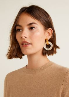 Short bob hairstyles 696509898597133972 - Pendientes resina Source by bonjourlesfemme Wavy Hair, New Hair, Hair Day, Curly Hair Styles, Natural Hair Styles, Pretty Hairstyles, Girl Hairstyles, Wedding Hairstyles, Pelo Bob