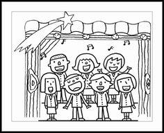 Infantil Mercedarias: El coro de la granja .. villancico
