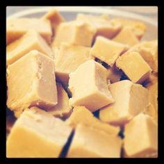 Easy Peanut Butter Fudge by sheryl
