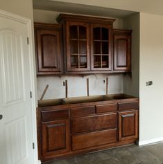 Sherwood Chestnut Stain On Kitchen Cabinet I Love My Dark