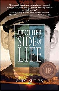 The Other Side of Life - a novel of historical fiction by Andy Kutler #ebooks #kindlebooks #freebooks #bargainbooks #amazon #goodkindles