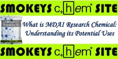 What is MDAI Research Chemical: Understanding its Potential Uses