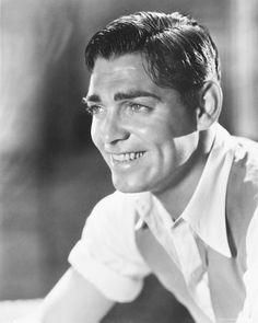 clark gable | Clark Gable's Dimples ...