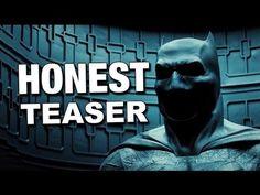 Honest Teaser: Batman v. Superman: Dawn of Justice #batmanvsuperman #dawnofjustice #honesttrailer #trailer #funny #humor #geek #dccomics