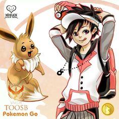 Pokemon Go ToosB兔司比寶可夢(神奇寶貝)訓練師 伊布是(日文:イーブイ,英文:Eevee) 第2個最喜歡系列就是伊布家族了,因為牠可以透過進化之石變成各種屬性的可愛模樣,也是療癒寵物的最佳首選~~。 〈火精靈、水精靈、雷精靈、太陽精靈、月精靈、葉精靈、冰精靈、仙子精靈〉  繪畫過程>> https://www.facebook.com/ALICEMISA/photos/?tab=album&album_id=1048907891844816  #AlicemisA心夢少女 #伊布Eevee #Pokemon神奇寶貝訓練師 #hoelex浩理斯