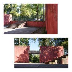 Parque Municipal da Quinta da Conceição, Matosinhos (1956-60), Fernando Távora