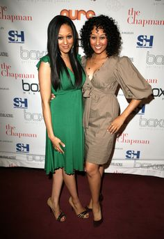 Tia and Tamera i love them, been their fan since sister sister